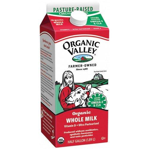 Organic Vs Natural Milk