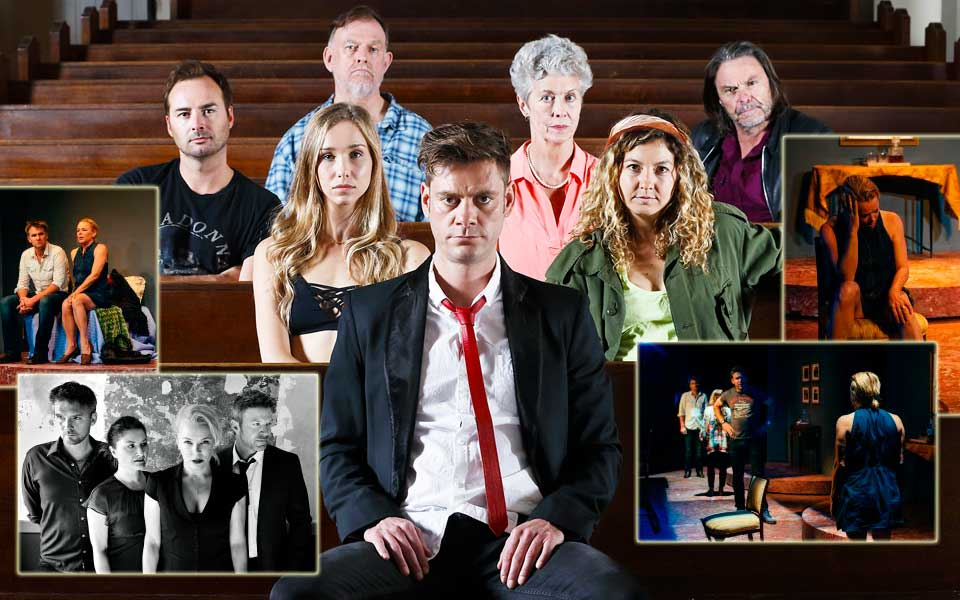 "Australian Theatre Company's Double Feature: ""Speaking in Tongues"" and ""Ruben Guthrie"""