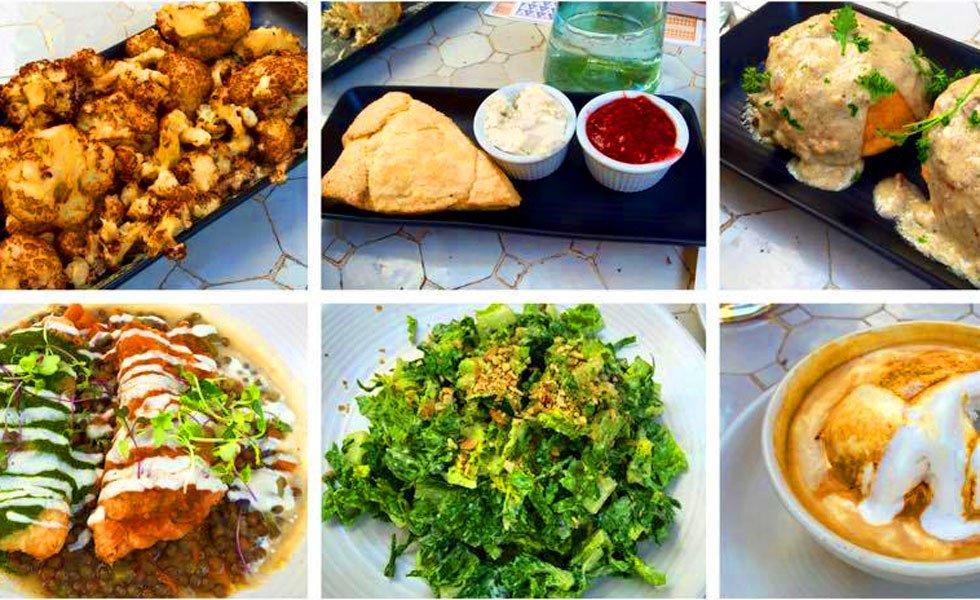 Vegan Food Photo Jackie Poles Ran
