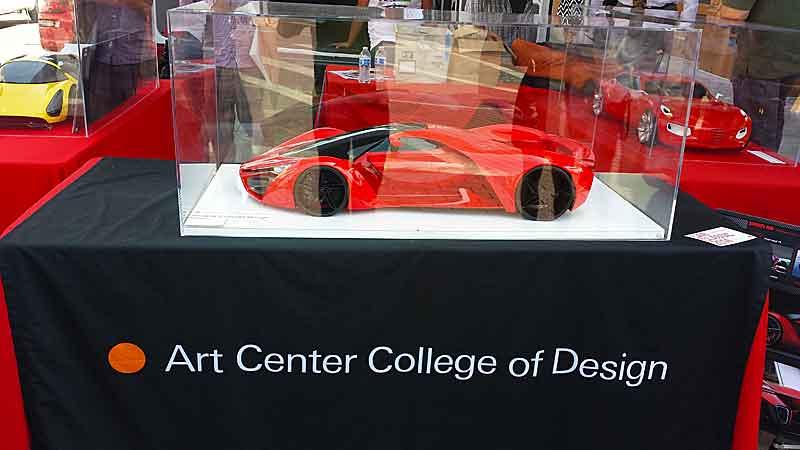 Art Center Pasadena Entertainment Design