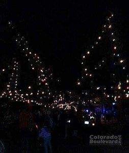 altadena christmas tree lane photo staff