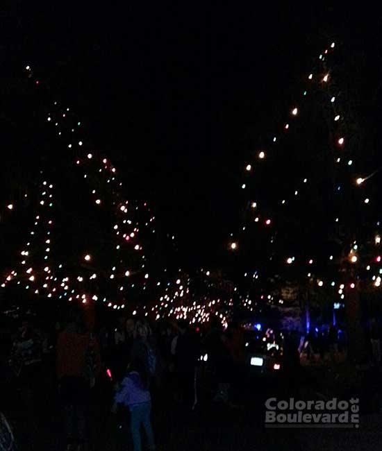 Christmas Tree Lane Los Angeles: Altadena Christmas Tree Lane Story