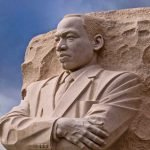 Martin Luther King, Jr., Memorial in Washington D.C. (Photo - Ron Cogswell, flickr)