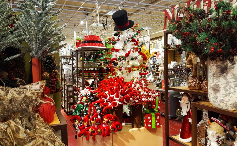 Christmas Trees in Stores Already? | ColoradoBoulevard.net