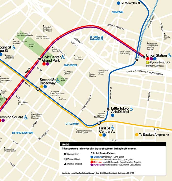 Prepare for Our Gold Line to Be The Blue Line