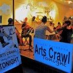 Art Crawl in South Pasadena (Photo - Facebook).