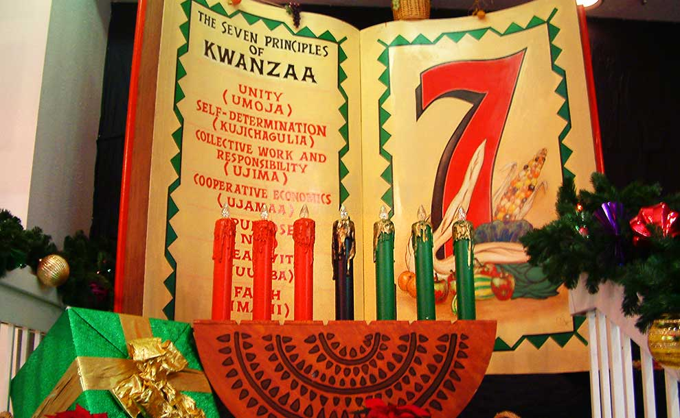 Kwanzaa A Celebration Of Family Community And Culture