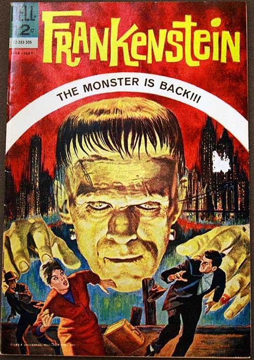 See A First Edition Of Mary Shelleys Frankenstein Plus Myriad