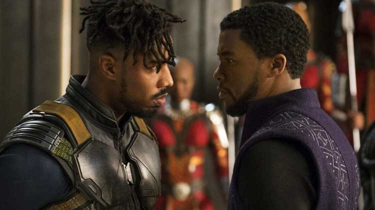 Black Panther raises the bar for superheroes at the box office