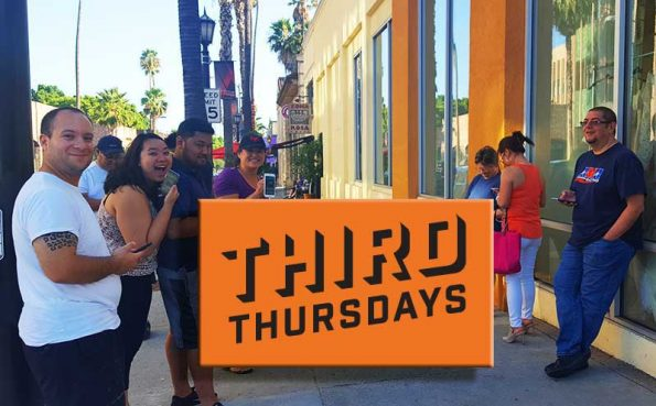 Third Thursdays at the Playhouse District(Photo - Staff).