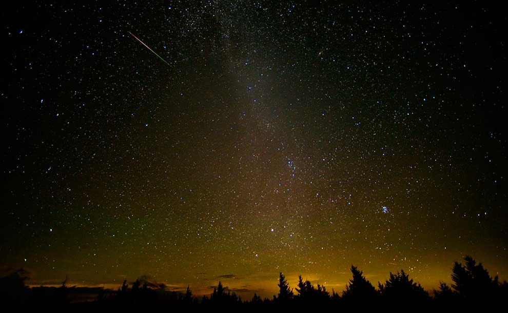 Best meteor shower of 2018 visible over Middle TN this weekend